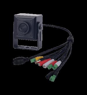 Camera IP 2.0MP Pinhole H.265 GE-NMC620